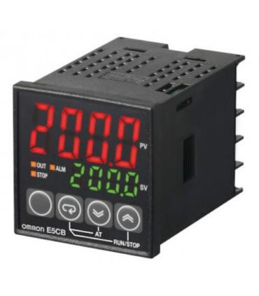 Controlador temperatura digital E5CB-R1TCD 24VAC/DC