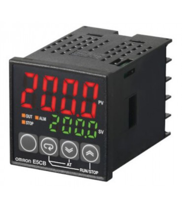 Controlador temperatura digital E5CB-Q1TC 100-240 VAC