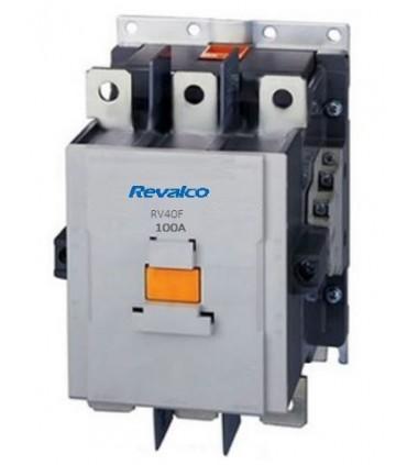Contactor 3P 100A,  1N/O 1N/C bobina 230Vac