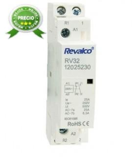 Contactor Modular 25A  2N/A 230Vca