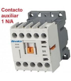 Minicontactor 3P 9A, 1N/C 230V