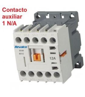 Minicontactor 3P 12A, 1N/A 230V