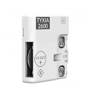 TYXIA 2600 Emisor mecanismo Función Subida/Bajada para persianas