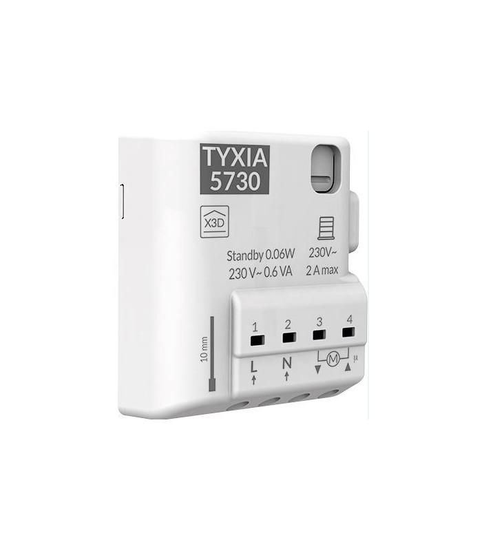 Tyxia 546 Pack centralización persianas motorizadas