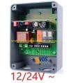 Detector por lazo magnético de vehículos QDM1 12/24/V