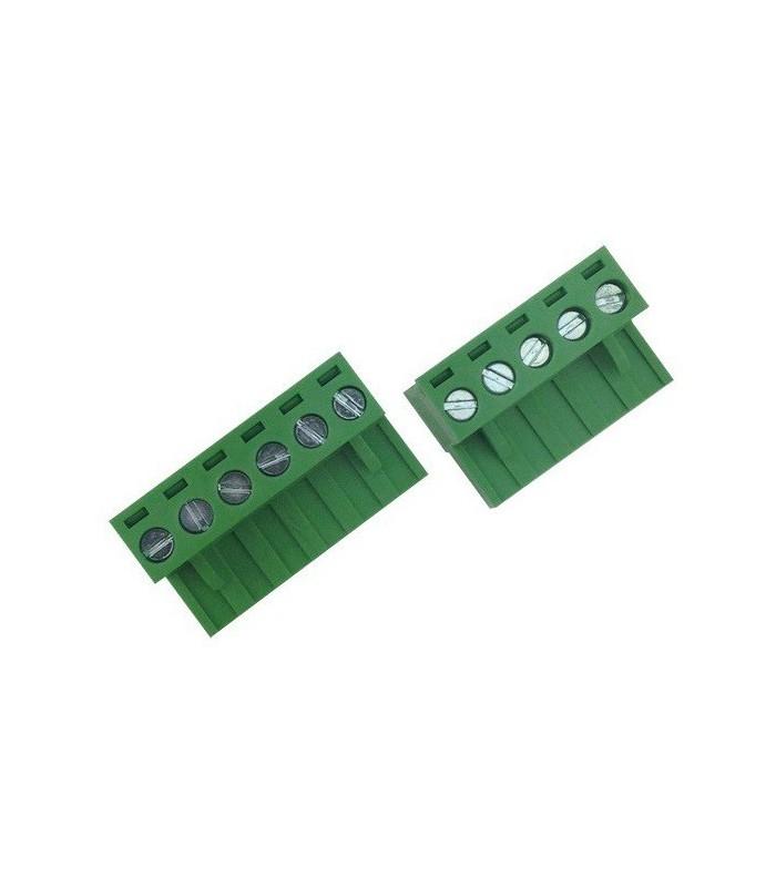 Rearmable 4P 100A 300mA contador LED 10kA