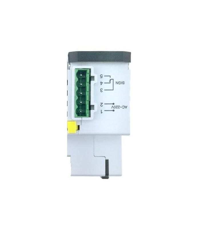Superinmunizado Rearmable 63A 30mA 2P con contador