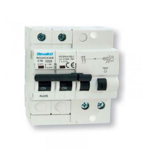 Automático 16A con Diferencial Incorporado