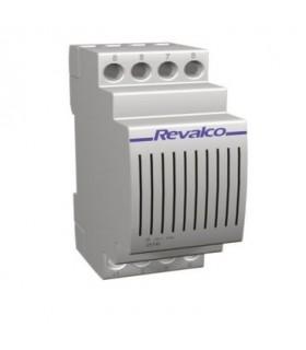 Control de tensión 3 x 230VAC + N.