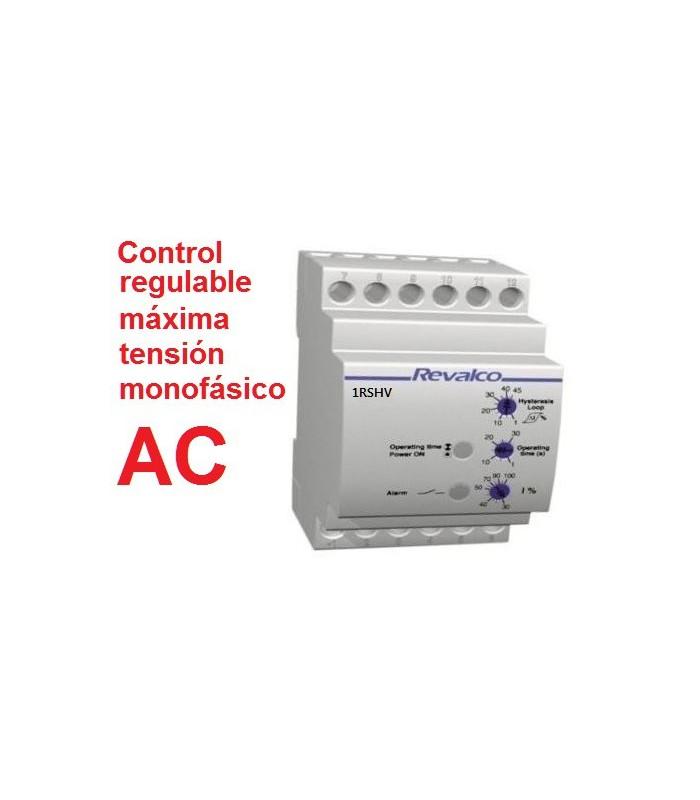 Control de Máxima Tensión Monofásico AC