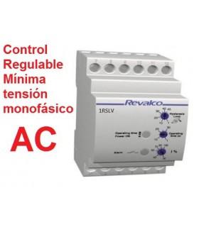 Control de Mínima Tensión Monofásico AC