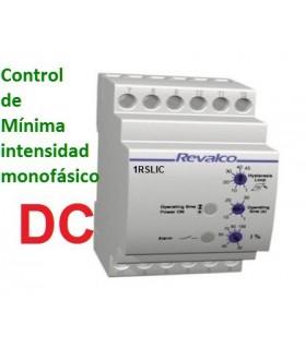 Control de Mínima intensidad Monofásico DC