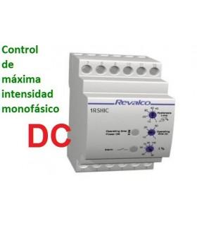 Control de Máxima intensidad Monofásico DC