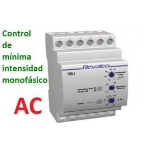 Control de Mínima intensidad Monofásico AC