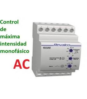Control de Máxima intensidad Monofásico AC