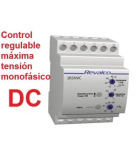 Control de Máxima Tensión Monofásico DC
