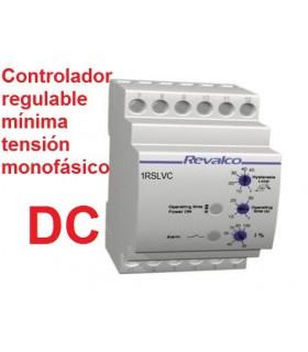 Control de Mínima Tensión Monofásico DC