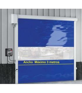Kit ECO Puerta Rápida Enrollable