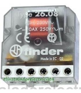 Telerruptor bipolar Finder 26.08.8.230