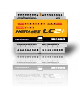 Telecontrol y Alarmas vía GSM Hermes LC2+