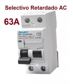 Selectivo 63A AC 300mA