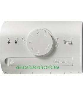 Termostato de pared electrónico on/off verano/invierno/ blanco 1T.41.9.003 FINDER