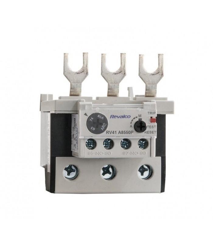 Relé termico regulación 34~50 Amp.