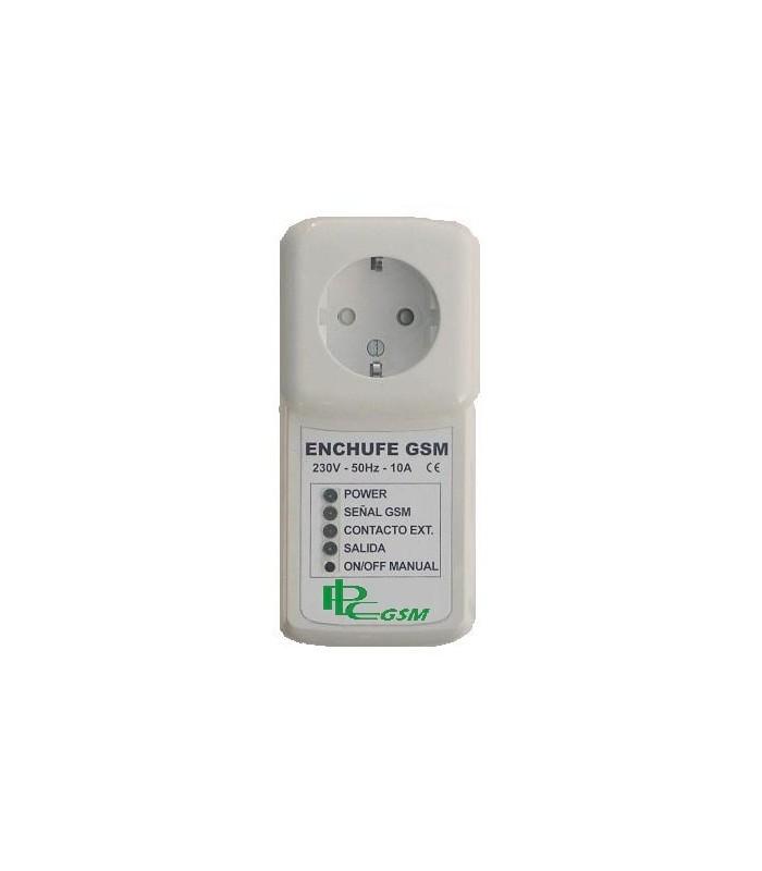 Enchufe Relé GSM Multifunción calefacción aire acondicionado