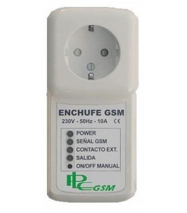 Enchufe GSM Calefacción Aire/A