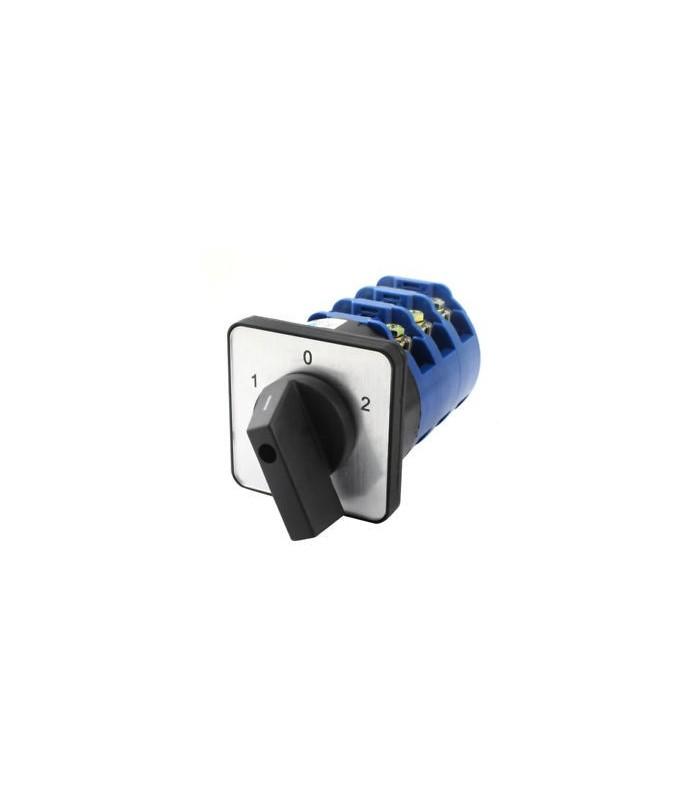 Interruptor 32A de Levas 4 polos