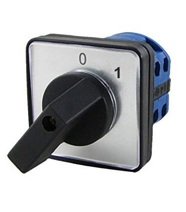 Interruptor 63A 3 Polos 0 -1