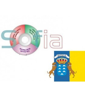 Software SOFIA CA Canarias