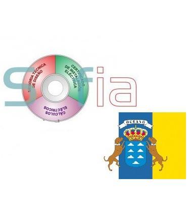 Software SOFIA Canarias