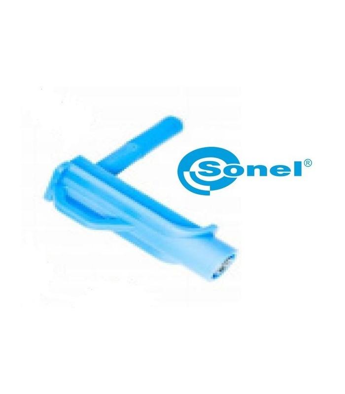 Adaptador magnético azul