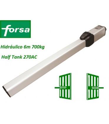 Hidráulico HALF TANK 270 AC 700kg, 6m.