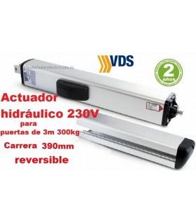 Hidráulico PH C390 reversible batiente 3m y 300kg VDS