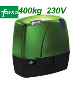 Motor 230V corredera MERCURY 400