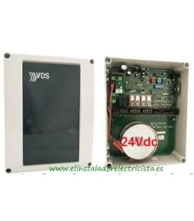 Centralita para 2 Motores de puertas Batientes de 24VDC