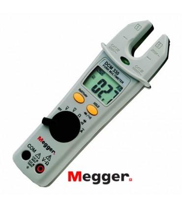 Multímetro DCM330 Horquilla 1000V  Megger