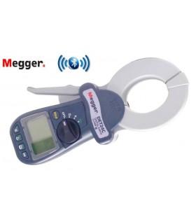 Pinza DET24C  resistencia de conexión a tierra con Bluetooth