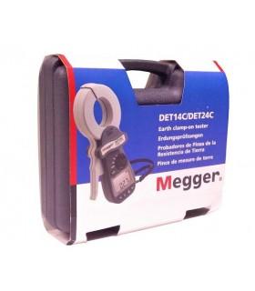 DET14C  Pinza resistencia de conexión a tierra Megger