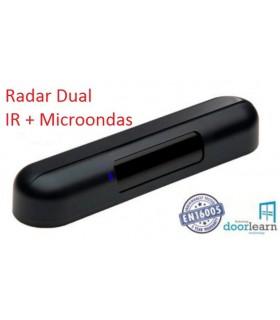Radar Dual Ifrarrojos + Microondas