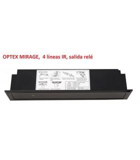 Sensor Optex Mirage IR activos