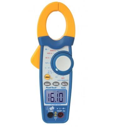 Pinza Amperimétrica Digital 1000A AC