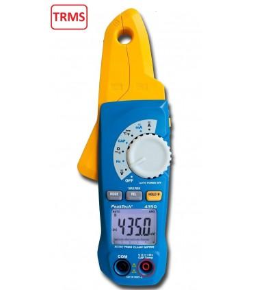 Pinza Amperimétrica TRMS