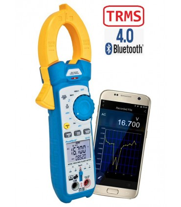 Pinza TRMS Bluetooth 4.0