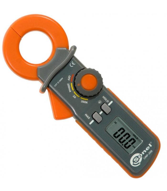 CPM-200 Pinza de fugas con medición hasta 200A