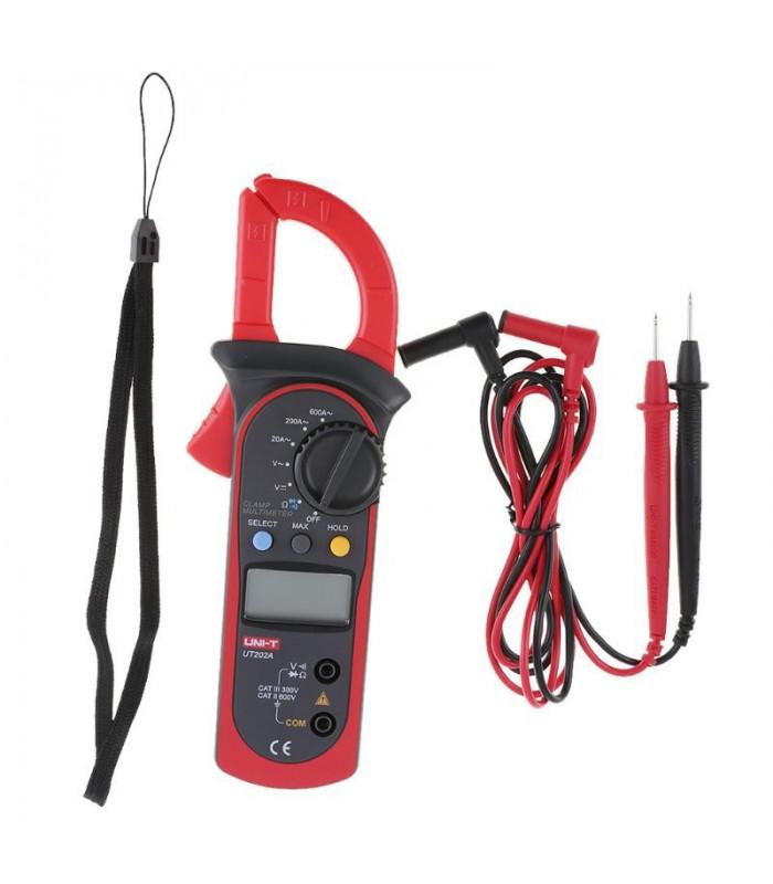Pinza Amperimétrica Uni-T UT200A