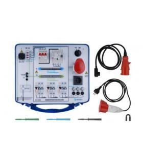 Panel demostraciones instalación eléctrica