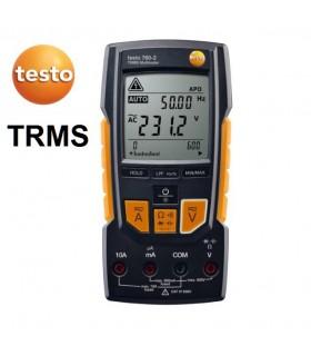 Multímetro digital testo 760-2